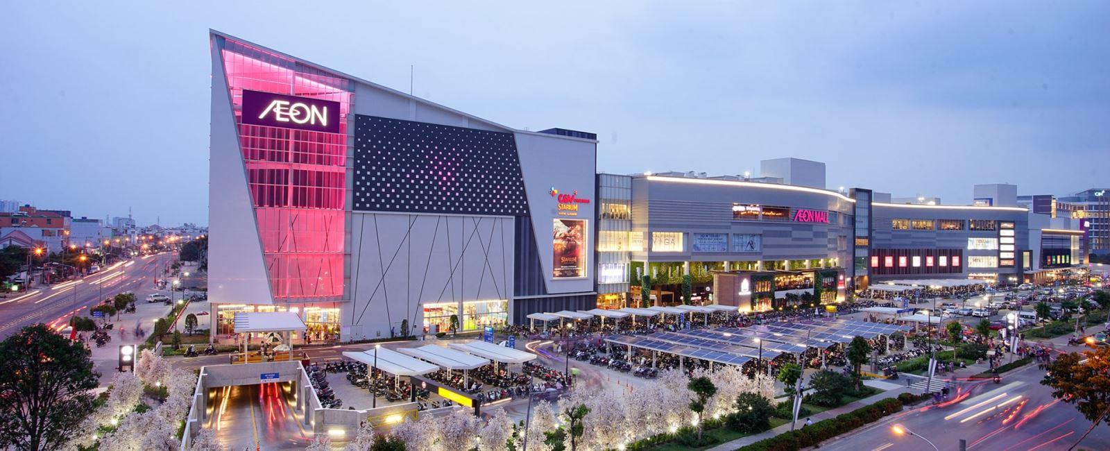 Trung tâm thương mại AEON Hải Phòng